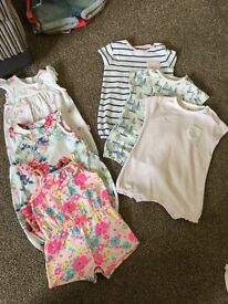 Body suits 3-6 months girls