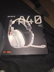 Astro a40 pc version