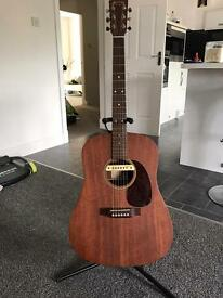 MARTIN D15M WITH LR BAGGS M1A PICKUP
