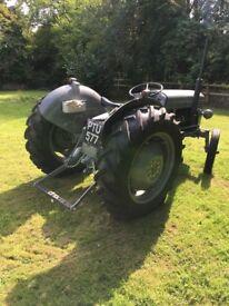 Ferguson Grey Fergie Tractor 1953 DIESEL 12v