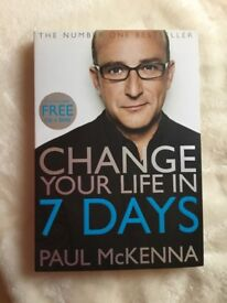 Change your life in 7DAYS