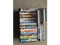 Kids dvds 36 in total