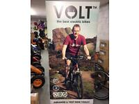 Volt / electric bikes / ebikes / electric