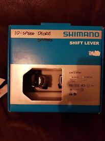 Shimano deore 10 speed shifters