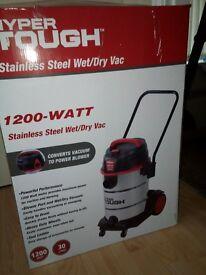 wet and dry vacuum brand new