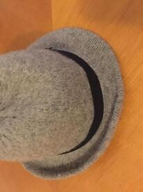 Size S/M gray ladies hat