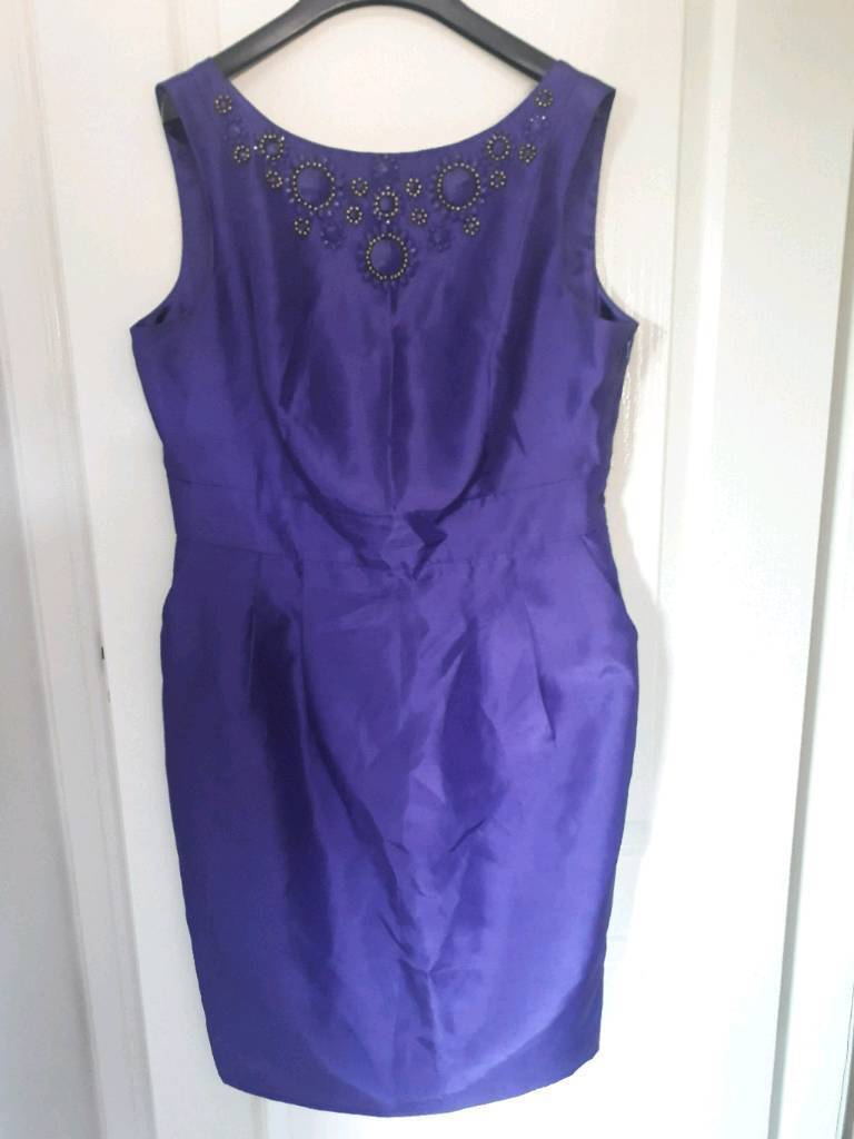 Special occasion dress. Monsoon. Size 16. Worn once to a wedding ...