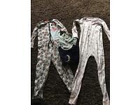 Pyjamas & onesie bundle