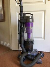 Vax Mach Air Reach upright bagless Vacuum Cleaner