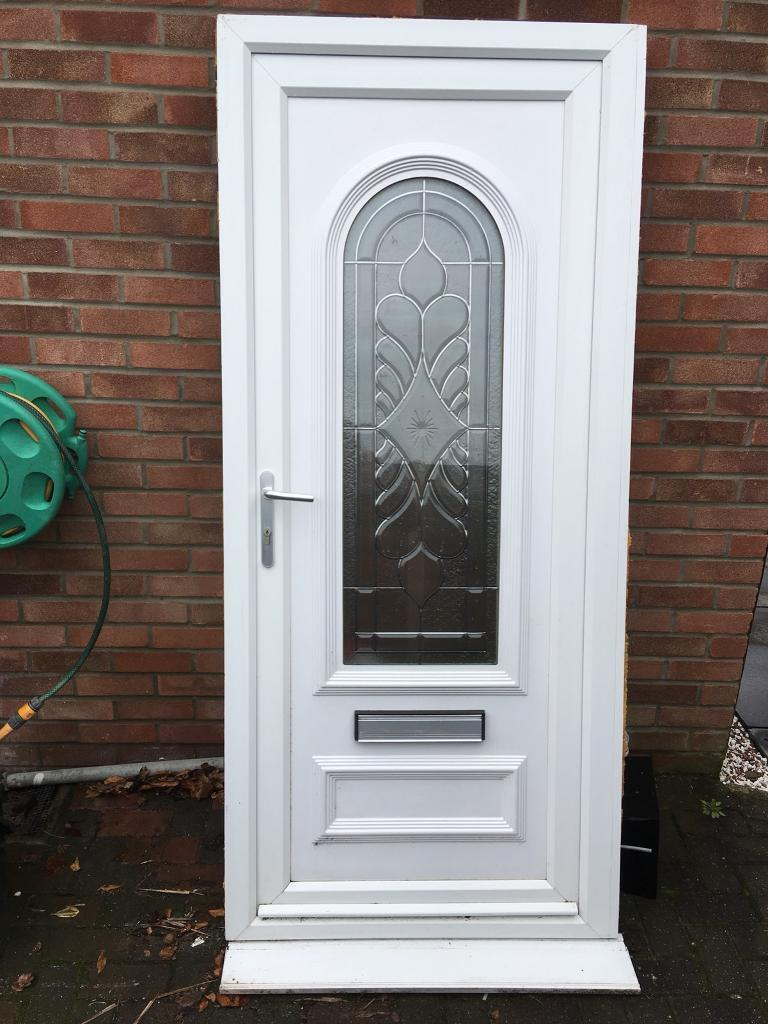 white upvc front door in norwich norfolk gumtree