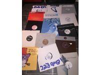 128 x breakbeat/house vinyl