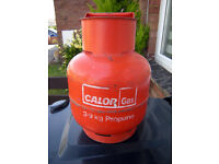 Calor Gas 3.9kg Propane Bottle