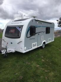 2014 BAILEY PURSUIT 430/4 *FIXED BED* 4 BERTH TOURING CARAVAN