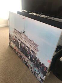 Large Canvas Print - Excellent Condition