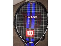 Tennis racquet Wilson tour