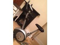 Fully functioning exercise bike