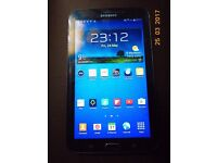 Samsung Tab 3 (nearly new)
