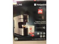 Hotpoint had line espresso machine