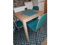 4 Next dinning chairs for sale