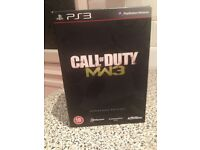 Call of Duty MW3 blackened edition - PS3