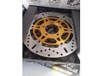 Ebc brake discs *bnib* sv650 gsxf 600 750 bandit
