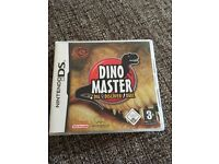 Dino master for ds