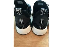 Adidas NMD XR1 Mastermind Black Trainers UK 9