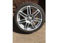 Audi A3 S-line Alloy wheel for sale  Heanor, Derbyshire