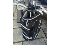 Full Callaway Golf Set with Bag