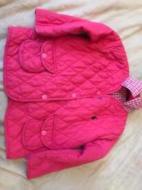 Girls Ralph Lauren coat