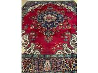 Large 12sqm Persian handmade rug 3x4mt