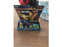 Lego dimension scooby-Doo team pack