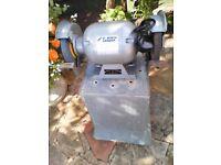 """Hilka 6"""" Bench grinder 1/2 hp 240 volts"""