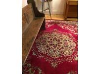 Huge Persian style rug.
