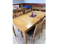 GONE Cafe clearance - 9x cafe restaurant tables & 17 matching chairs