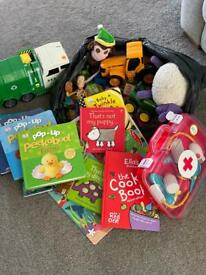 Toy, Book, Baby/Toddler bits Clearance