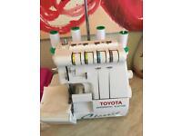 Toyota differential overlocker