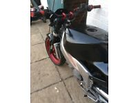 Rs 125 moted fully running