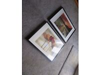 2 IKEA Photo Frames inc. Pictures