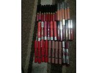 Make up lipsticks