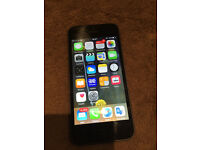 Apple iPhone 5 - 16GB - Black & Slate (Unlocked) Smartphone