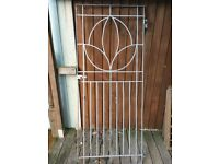 Galvanised Gate
