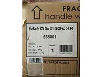 BeSafe iZi Go X1 ISOFix base
