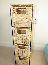 4 drawer storage