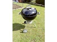 Weber kettle drum bbq
