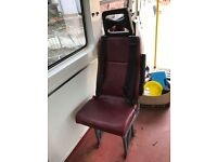 Van seat / crew cab / work van / conversion / camper / ambulance