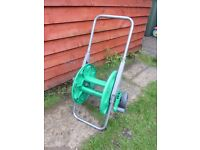 Hozelock empty hose reel