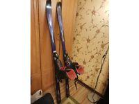Kneissl ergo ec skis.