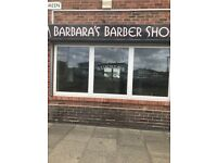 Small business for sale barber shop £8000
