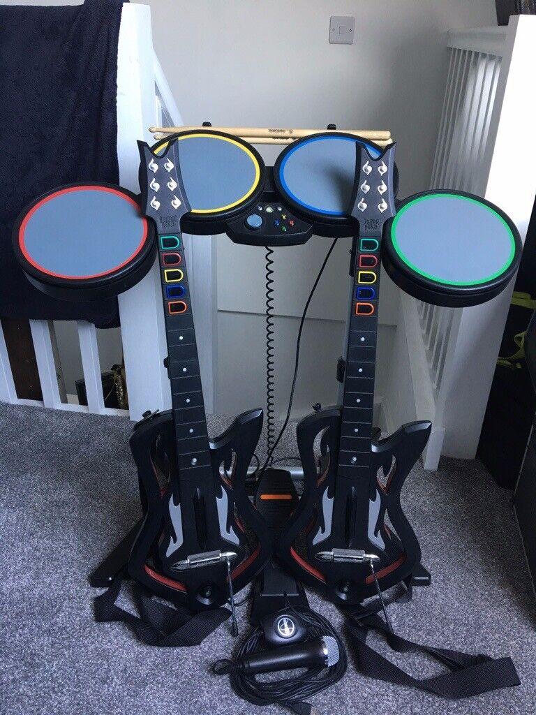 Guitar hero drum replacement parts